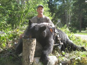Savant bear Hunting