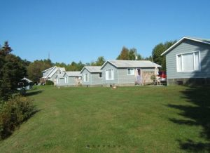 Housekeeping Cottages and RV Camping Sites on the Spanish River North Channel