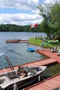 Temagami Fishing at Ket-Chun-Eny Lodge