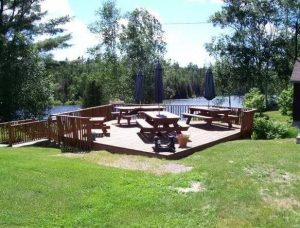 Mountain Home Lodge On Red Cedar Lake In Marten River ON