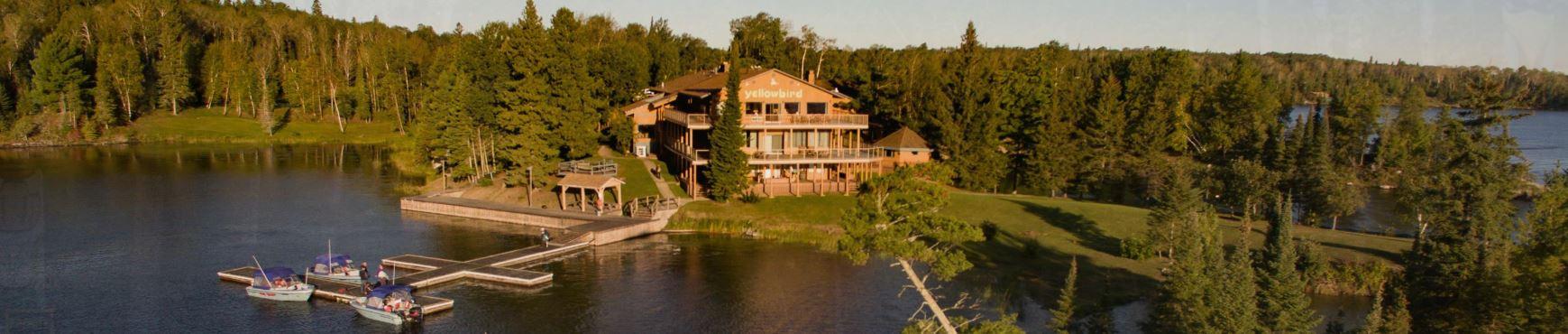 Lake of the Woods Yellowbird Lodge & Chalet