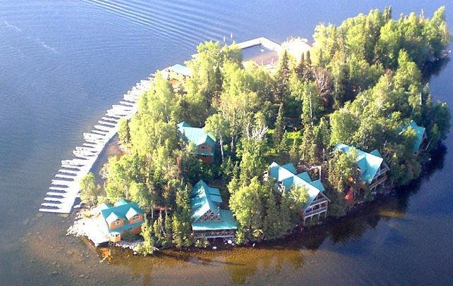 How to Choose a Fishing Lodge or Resort for your next trrip