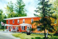 Frontier Lodge – Main Lodge