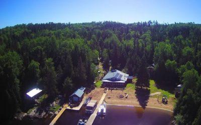 Northern Walleye Lodge – Main Lodge