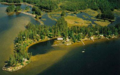 Red Pine Wilderness Lodge