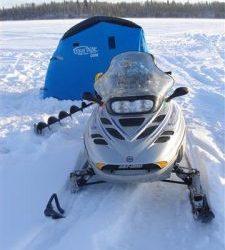 Ontario Portable Ice Fishing